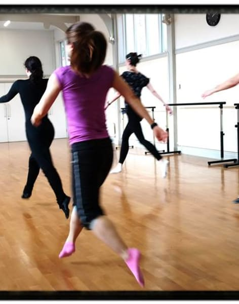 Adult Contemporary Dance Class - General Level by Ballet 4 Life - dance in London