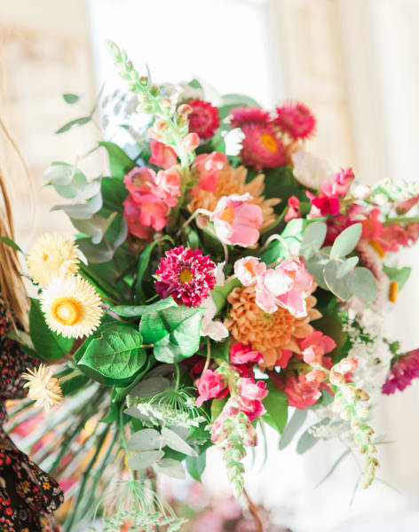 Summer Bouquet Masterclass by Joanne Truby Floral Design - crafts in London
