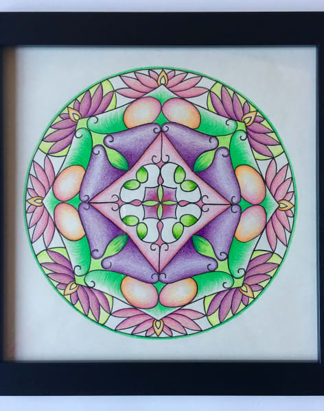 Name mandala workshop  by Craft My Day LTD - art in London
