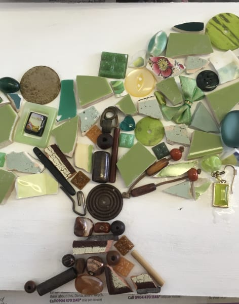 Introduction to Mosaics by Go Create - art in London