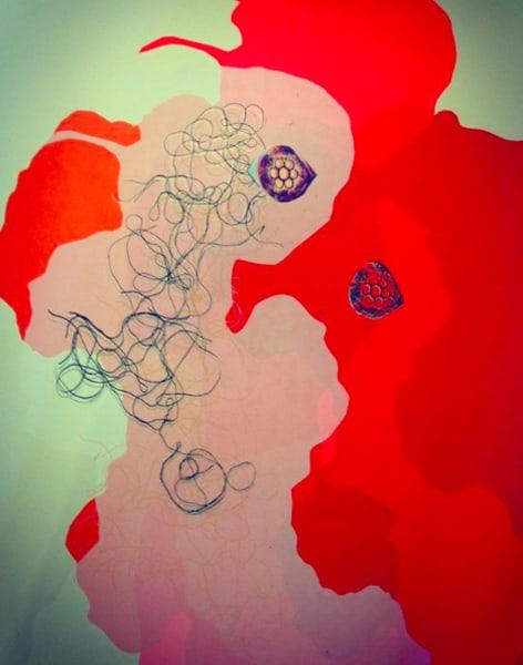 Screenprinting Workshop with Jairo & Nicola Jane by Cream Athens - art in London