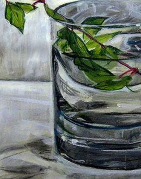 Contemporary Still Life by London Drawing - art in London