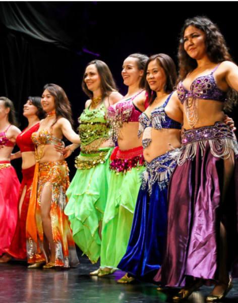 Belly Dance Course Level 6 by Fleur Estelle Belly Dance - dance in London