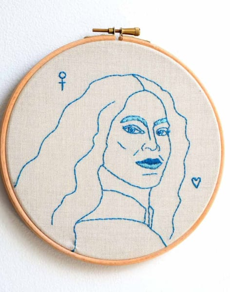 Feminist Embroidery Workshop by London Craft Club - crafts in London