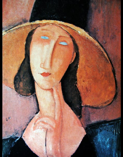 Painting Night - Modigliani by Studio Masterpiece - art in London