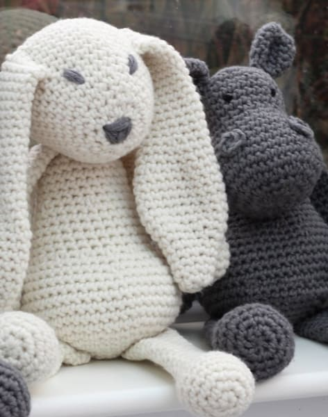 Crochet a Toft Animal with Zoe Bateman by The Village Haberdashery - crafts in London