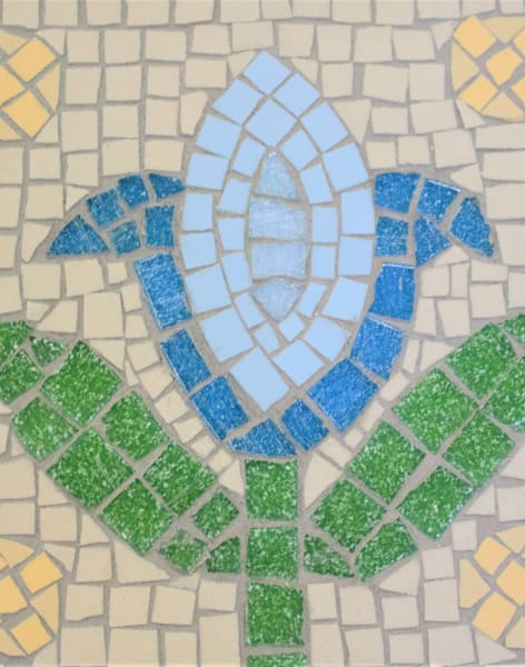 One Day Course in Mosaic: Direct Method  by London School of Mosaic - art in London