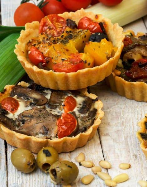 Gluten Free: Savoury Baking Class by Elvira's Secret Pantry - food in London