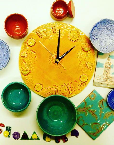 Introduction to Ceramics Evening Course by The Potting Shed London - art in London