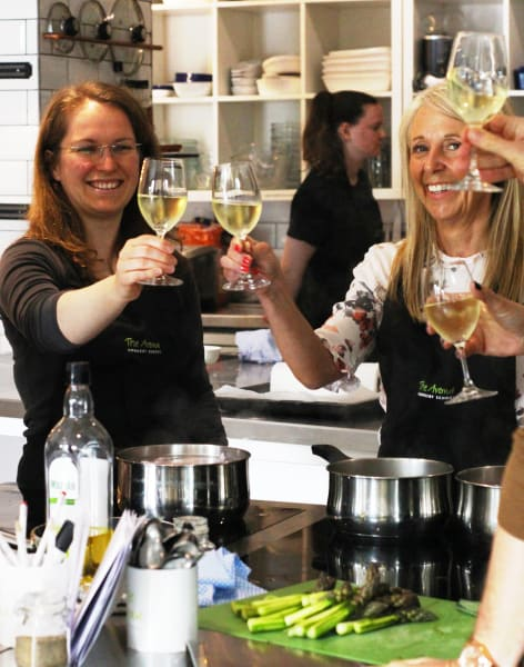 Simple Supper Cooking Class by The Avenue Cookery School - food in London