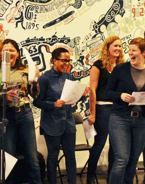 Small Group 6-Week Singing Course by Sonic Crew London - music in London