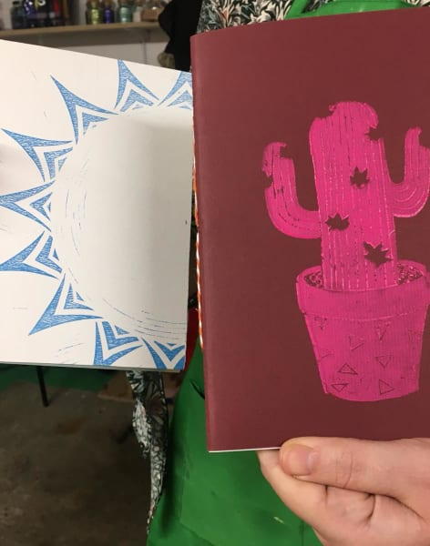 Make Your Own Notebook and Journal (with BYOB!) by M.Y.O (Make Your Own) - crafts in London