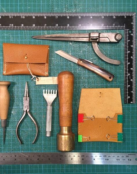 Kids' Beginners Leather Workshop by Rye Hide London - crafts in London