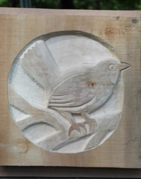 Relief Woodcarving by London Sculpture Workshop - crafts in London