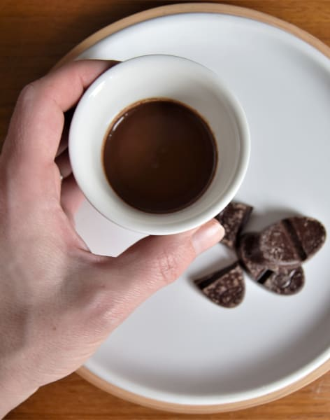 Mindful Hot Chocolate Meditation Workshop by Food At Heart - mindfulness-and-wellbeing in London