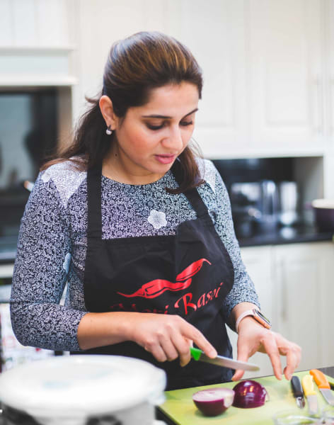 Classic Indian Home Cooking Class by Meri Rasoi - food in London
