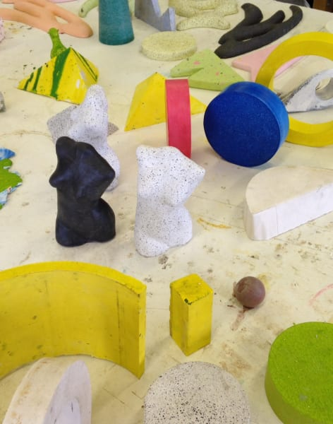 Sculpting and Casting with Jesmonite Course by London Sculpture Workshop - art in London