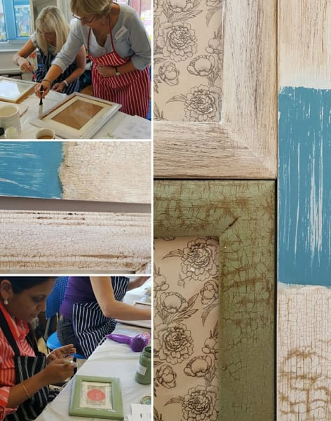 Chalk Painting Workshop - Create the Vintage Look by Craft My Day - crafts in London