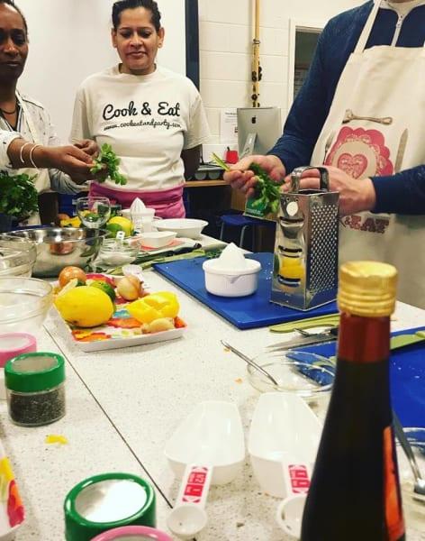 Healthy Eating Workshop by Greenwich Pantry - food in London