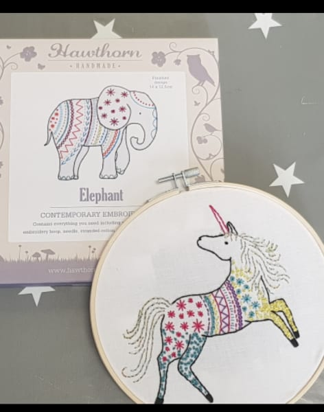 Learn the Therapeutic Art of Hand Embroidery by Craft My Day LTD - crafts in London