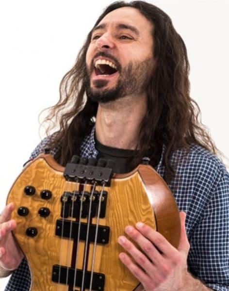 Intermediate Bass Lessons with Alex Lofoco by Alex Lofoco - music in London