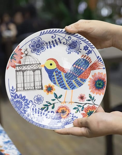 Creative Pottery Painting Workshop by Token Studio - art in London