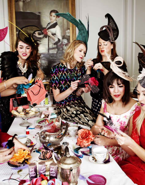 Millinery Hen Party! by Millinery House Events - crafts in London