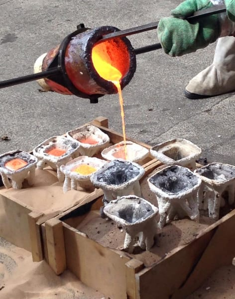 Bronze Casting Course by London Sculpture Workshop - art in London