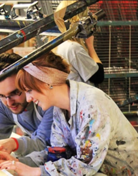 Beginners Screen Printing Fabric Workshop by Print Club London - art in London