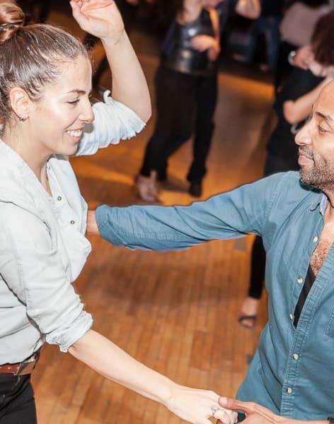 Salsa - Improvers Class by FK Dance - dance in London