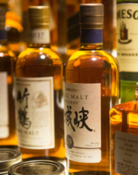 Japanese Whisky Tasting Masterclass With Sushi by Kouzu - drinks-and-tastings in London