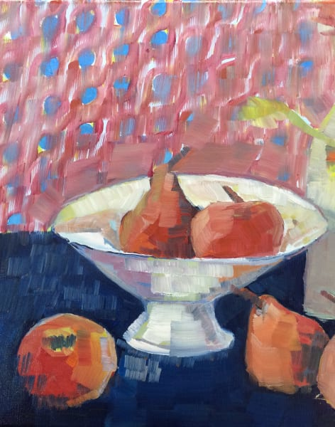 Still Life Painting, French style by Marie Lenclos - art in London