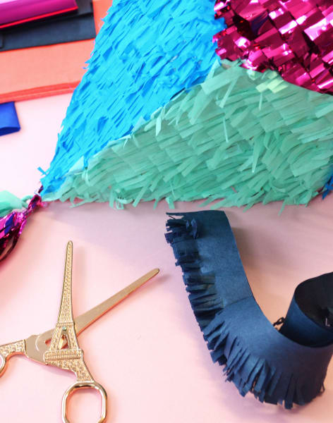 Pinata Making Workshop by May Contain Glitter - crafts in London