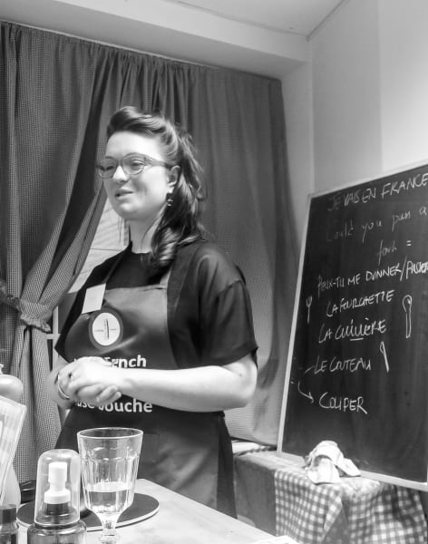Learn to Speak and Cook French by Pencil & Fork - food in London