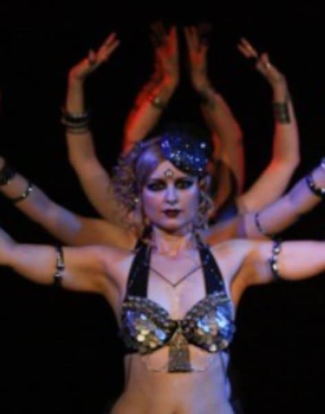 Rockstar Belly Dance by The School of Rockstar Belly Dance - dance in London