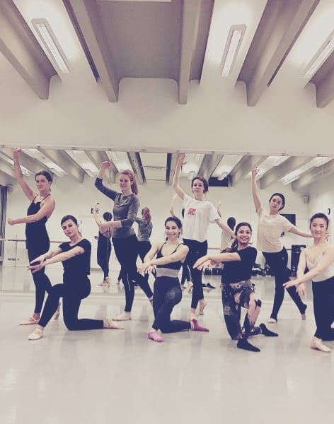 Beginners and Intermediate Ballet Class - Learn a famous variation with London Ballet Classes by London Ballet Classes - dance in London