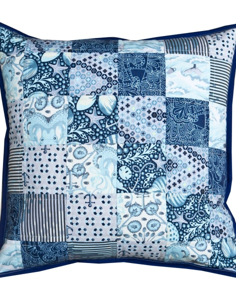 Make your own Quilted Cushion with Judith Dahmen by The Village Haberdashery - crafts in London