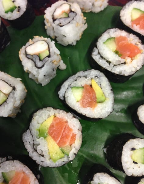 Sushi Making Party by Sushi Queen - food in London