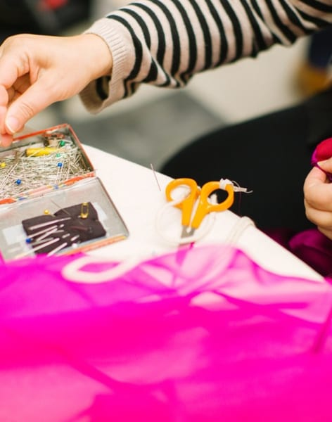 Beginners Sewing – Get To Know Your Machine Class by A Neat Touch - crafts in London