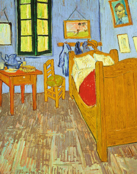 Paint Like van Gogh: Notting Hill Gate by PopUp Painting - art in London