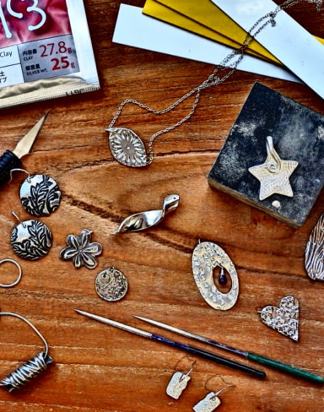 Introduction to Silver Clay by Creative Escape Studio - crafts in London