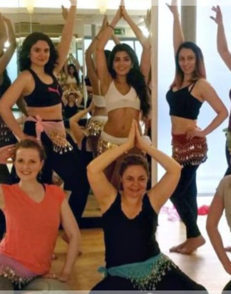 Private Group Belly Dance Class by Arabian Rose - dance in London