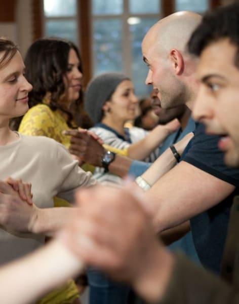 Beginner Salsa class with Encantado by Encantado - dance in London
