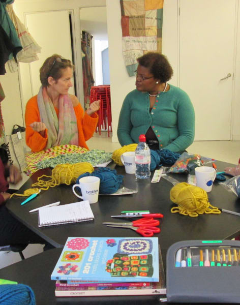 Next Steps in Crochet with Tone Ward : Full Day by Fabrications - crafts in London