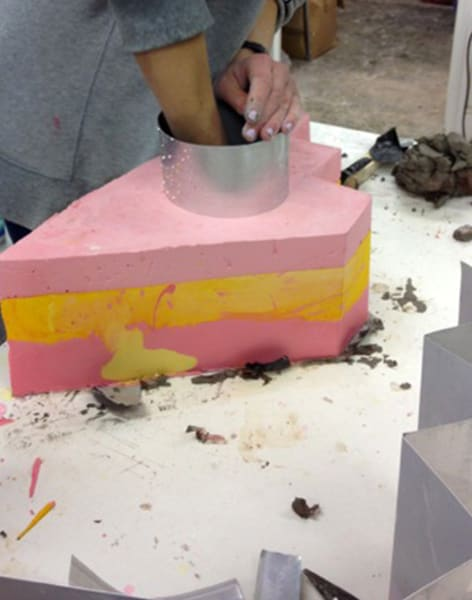 Casting in Concrete and Plaster Course by London Sculpture Workshop - art in London