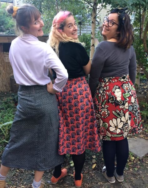 Beginners Dressmaking by Make Mee Studio - crafts in London