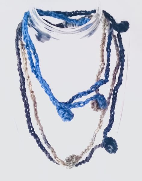 Knit / Crochet Jewellery Making Workshop by Deptford Does Art - crafts in London
