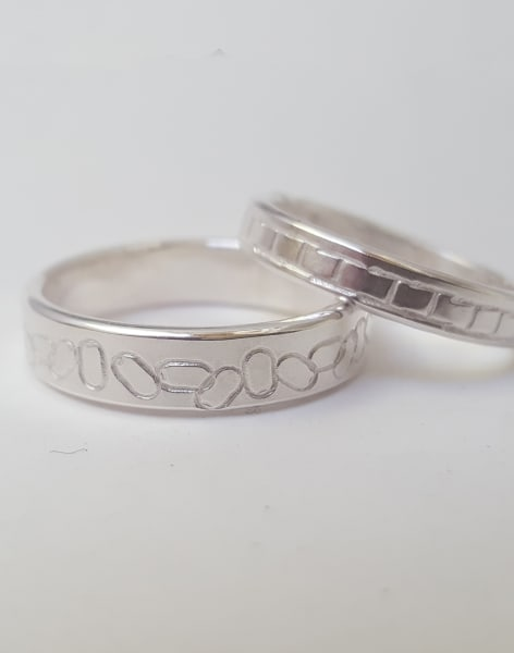 Make a Silver Ring by Made by Ore - crafts in London