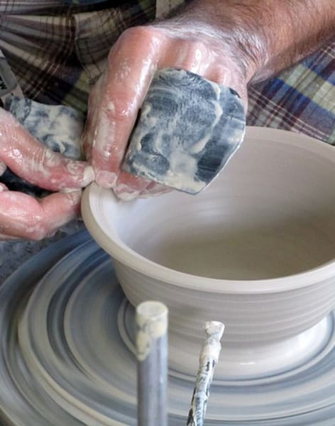 Wheel pottery (Weekday/ evening) by Go Create - art in London