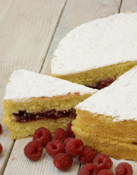 Gluten Free: Cake Baking class by Elvira's Secret Pantry - food in London